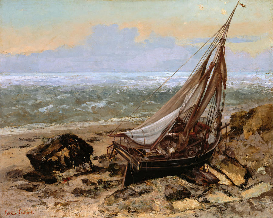 10-the-fishing-boat-gustave-courbetThe Fishing Boat. Painting by Gustave Courbet.jpg