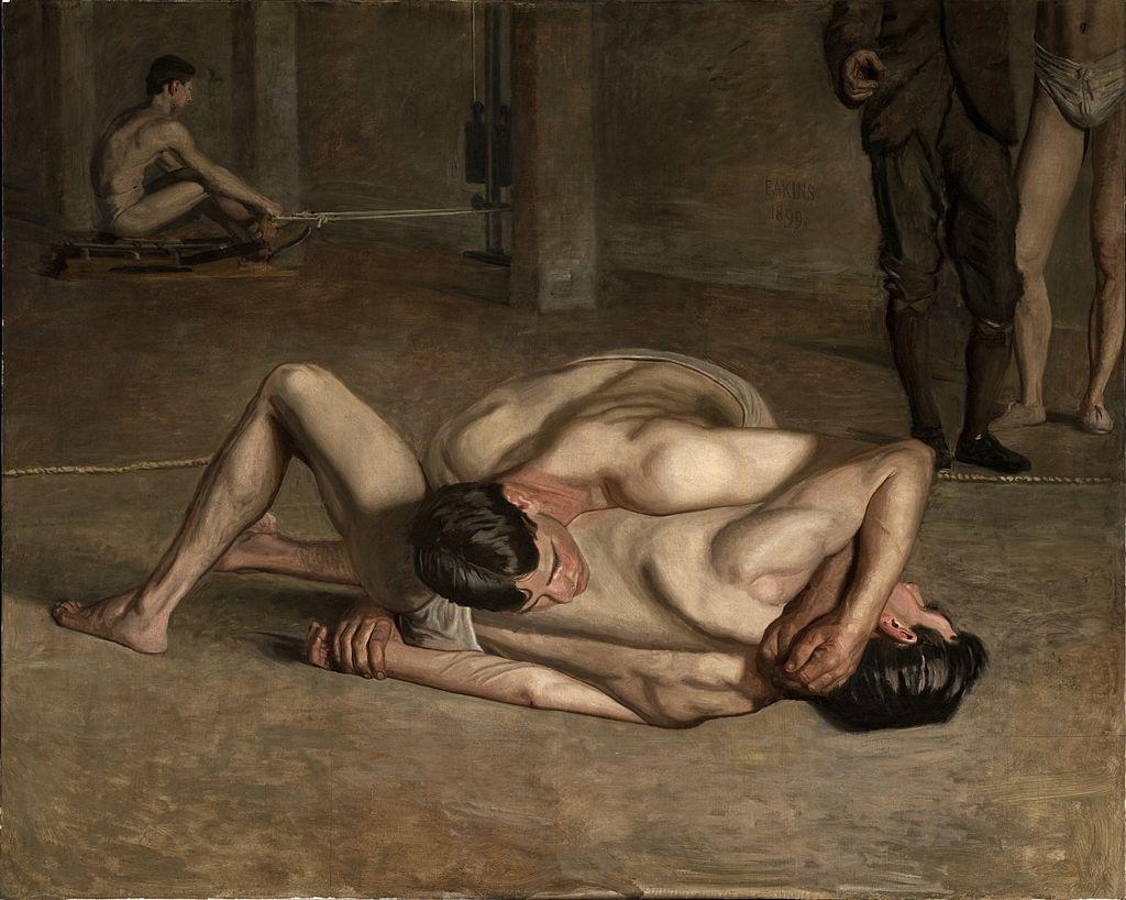 1024px-Eakins,_Thomas_-_Wrestlers_1899.jpg