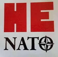 Rezultat slika za NE u NATO