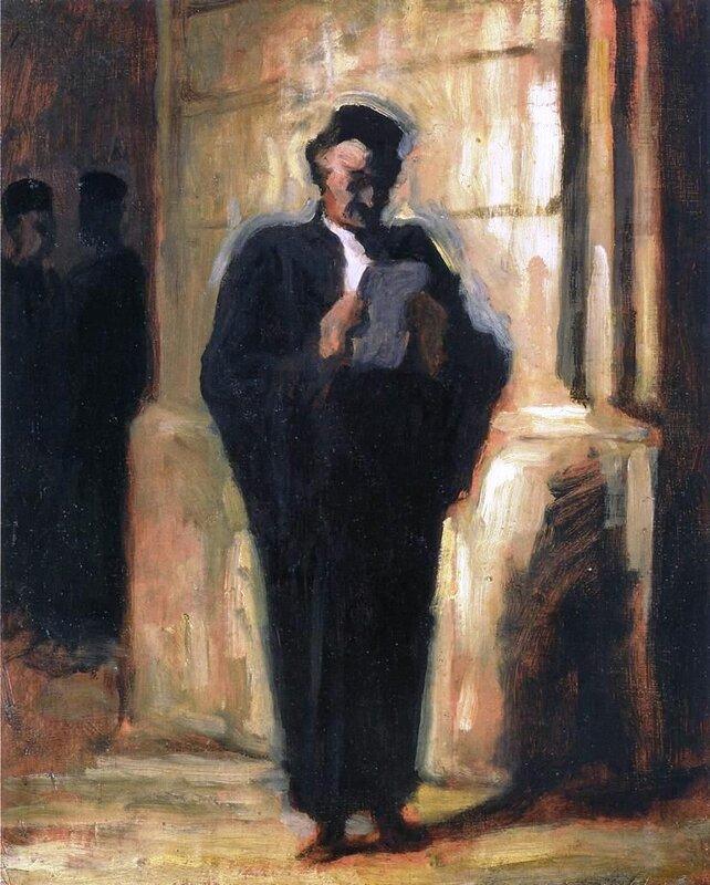 1fdb6384b666003ac8963f004580d9c6 Daumier, Honoré (1808-1879).jpg
