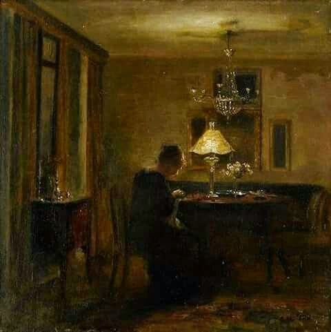 "4496d253cb80e89f99c551c0f5c1af90 Carl Holsøe. Danish (1863 - 1935) "".jpg"