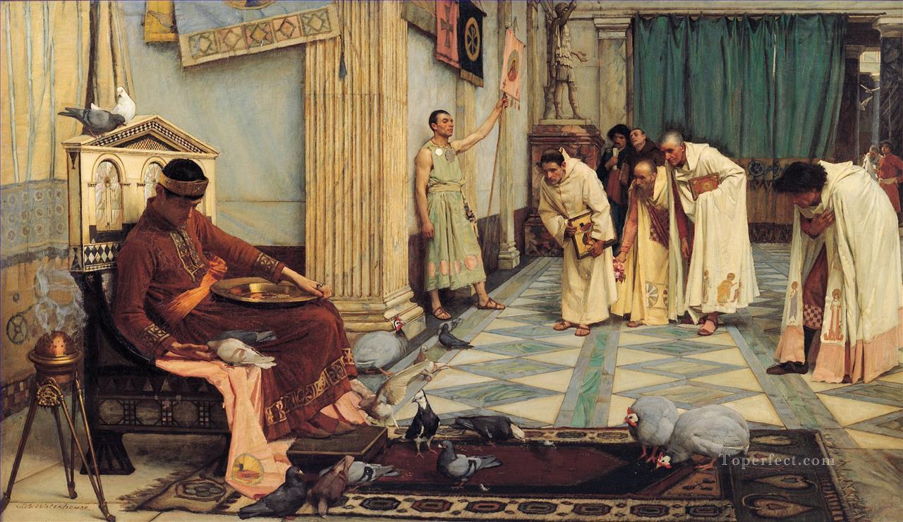 8-The-Favourites-of-the-Emperor-Honorious-Greek-John-William-Waterhouse.jpg