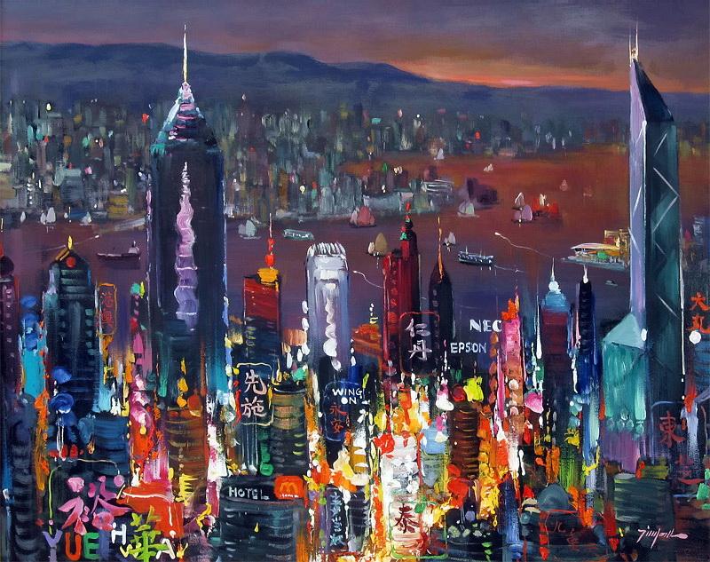 b18dd01400a1 Tinyan Chan. Modern Art of China.jpg