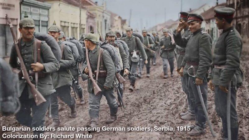 Bugarski vojnici pozdravljaju Njemce.jpg