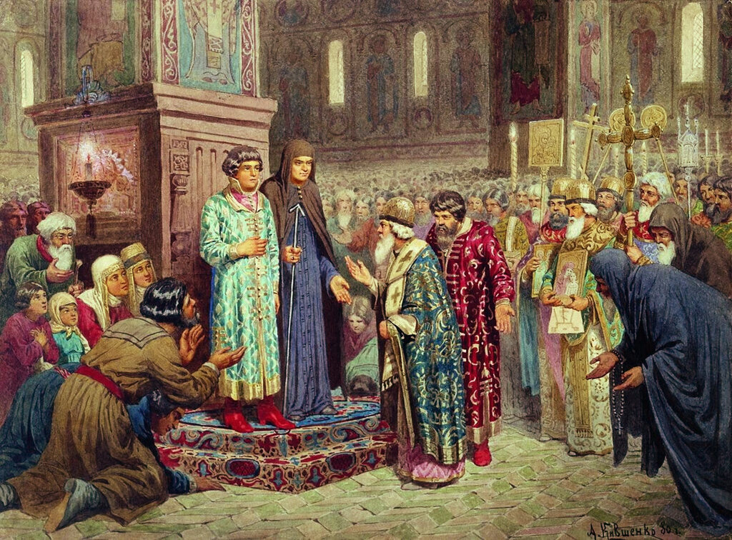Election_of_Michael_I_of_Russia_by_A._Krivshenko.jpg