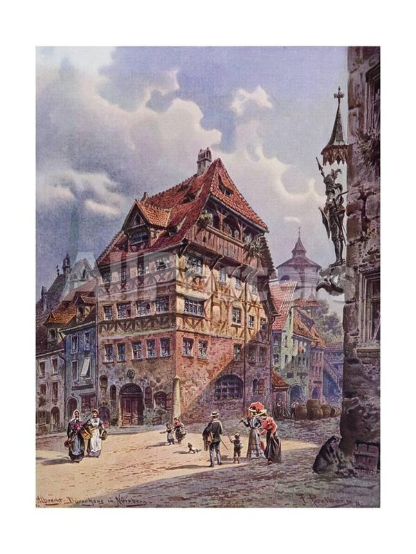 friedrich-perlberg-albrecht-durer-s-house-in-nuremberg-germany-as-it-was-in-the-19th-century-f...jpg
