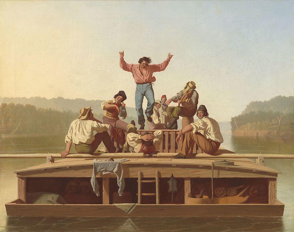 George_Caleb_Bingham-_'The_Jolly_Flatboatmen'.jpg