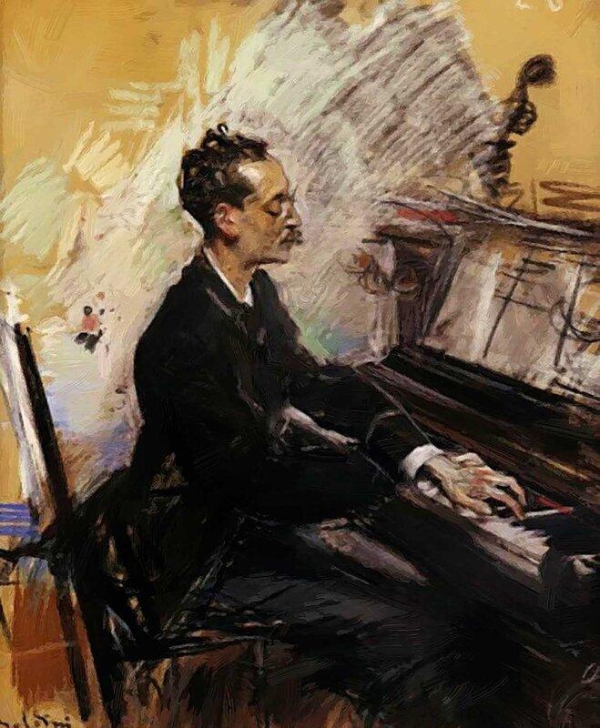 Giovanni BOLDINI (1842-1931) _ The Musicians - Catherine La Rose (33).jpg