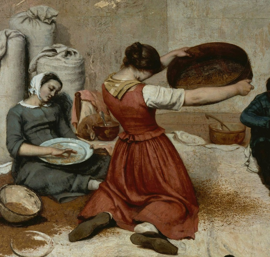 Gustave COURBET (1819-1877) The Grain Sifters, 1855 - Catherine La Rose (2).jpg