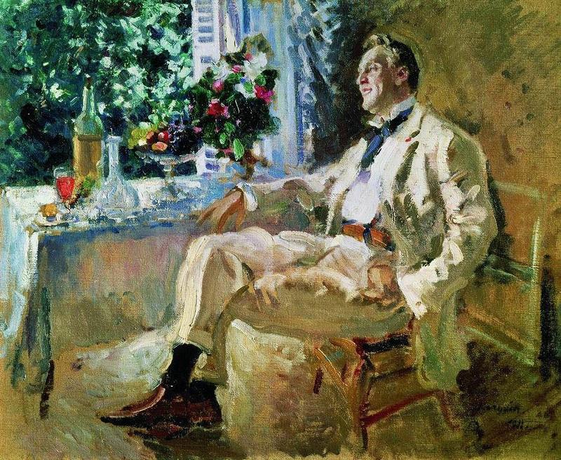 Konstantin KOROVIN (1861-1931) - Catherine La Rose (41).jpg