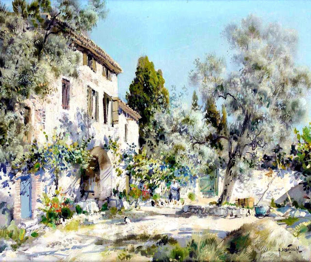 Provence-landscape-oil-painting-Gabriel-Deschamps-French-artist (8).jpg
