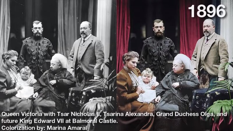 Queen Victoria sa Romanovim.jpg