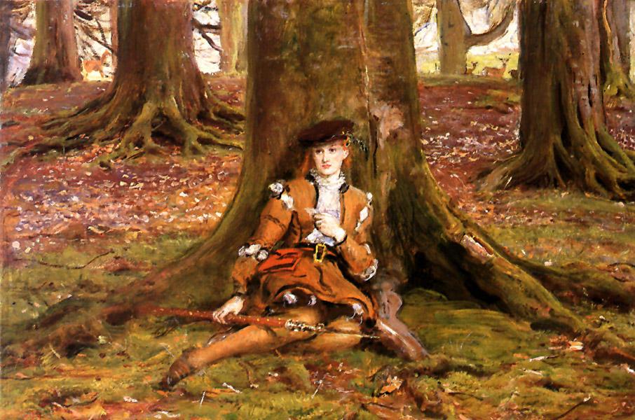 Sir-John-Everett-Millais-Rosalind-In-The-Forest.JPG