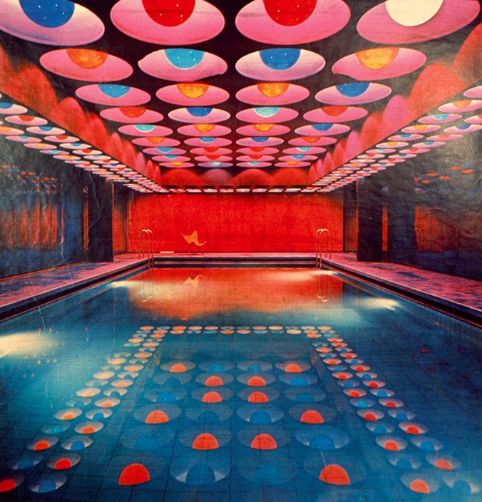 spiegal publishng house  swimming pool Verner Panton.jpg
