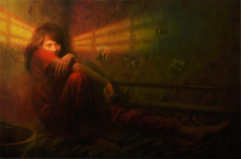 Moćna melanholija - Page 5 Billy-norrby--paintings--1